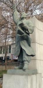 tapgol statue