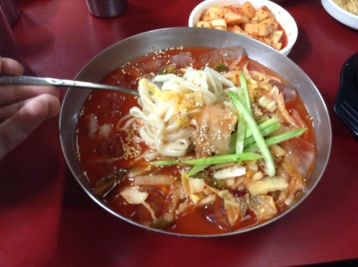 kimchimariguksu