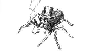 Arachno-capitalist!